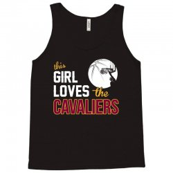 sports this girl loves cava liers basketball tshirt Tank Top | Artistshot