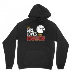 sports this girl loves cava liers basketball tshirt Unisex Hoodie | Artistshot