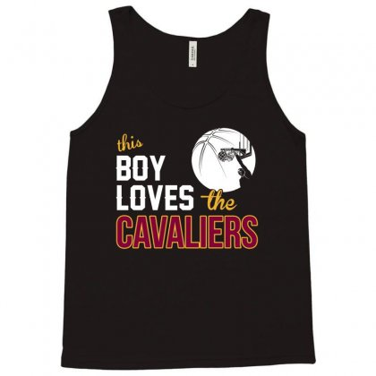 Sports This Boy Loves Cav Aliers Basketball Tshirt Tank Top Designed By Hung