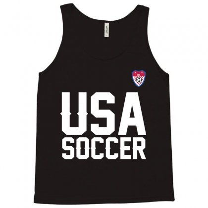 Usa Soccer T Shirt Tank Top Designed By Hung