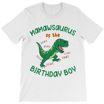 Mamawsaurus T-shirt Designed By Artees Artwork