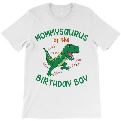 Mommysaurus T-shirt Designed By Artees Artwork