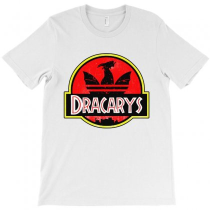 Dracarys Vintage T-shirt Designed By Blqs Apparel