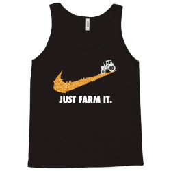 just farm it for dark Tank Top | Artistshot