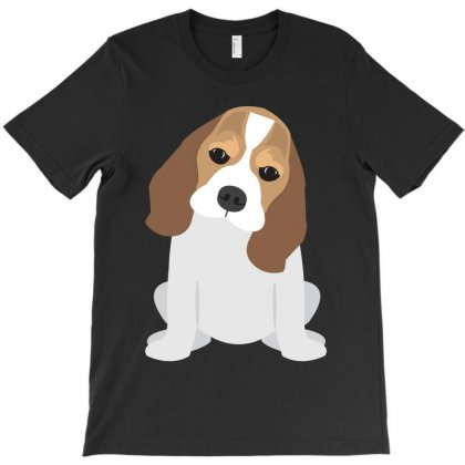 Beagle Puppy T-shirt Designed By Tiococacola