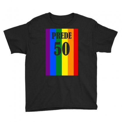 Pride Lgbt 2019 Youth Tee Designed By Anrora