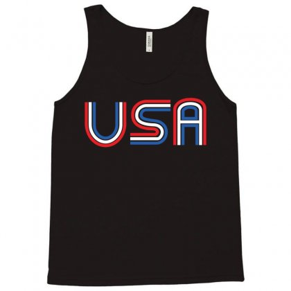 American Flag Patriotic Shirt   Made In The Usa T Shirt Tank Top Designed By Hung