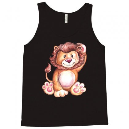 Lion King Tank Top Designed By Tiococacola