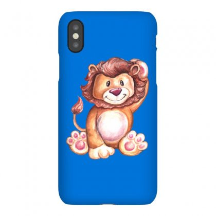 Lion King Iphonex Case Designed By Tiococacola