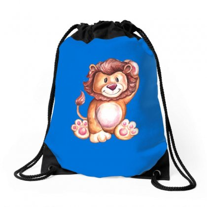 Lion King Drawstring Bags Designed By Tiococacola