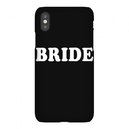 Bride Iphonex Case Designed By Artees Artwork