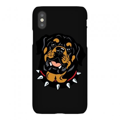 Rottweiler (dog) Iphonex Case Designed By Tiococacola