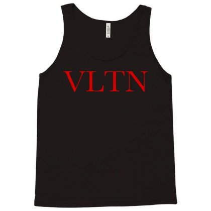 Vltn Tank Top Designed By Blqs Apparel