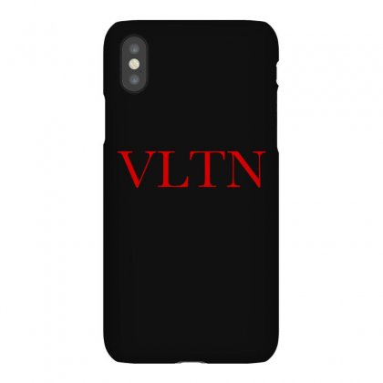Vltn Iphonex Case Designed By Blqs Apparel