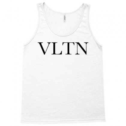 Valentino Tank Top Designed By Blqs Apparel