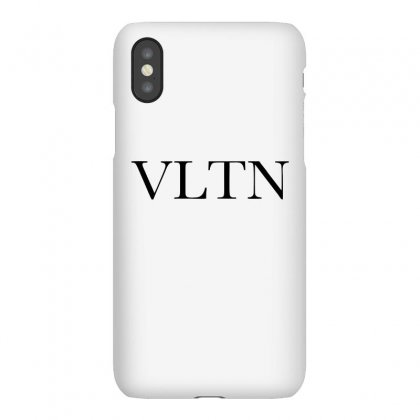 Valentino Iphonex Case Designed By Blqs Apparel