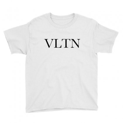 Valentino Youth Tee Designed By Blqs Apparel
