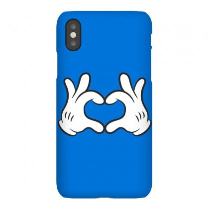 Love U Iphonex Case Designed By Tiococacola