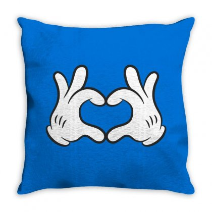 Love U Throw Pillow Designed By Tiococacola