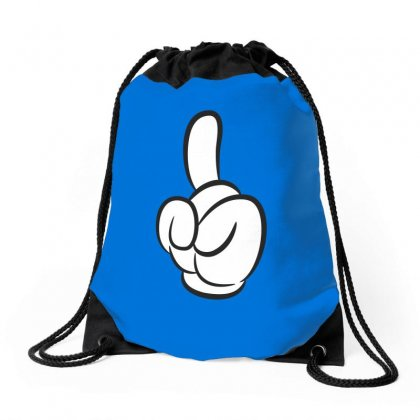 Number One! Drawstring Bags Designed By Tiococacola