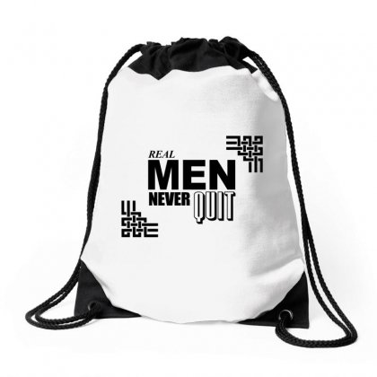 Real Men Drawstring Bags Designed By Jcs Printing Services And Supplies