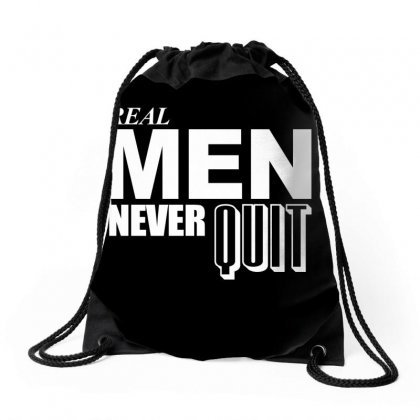Real Men 3 Drawstring Bags Designed By Jcs Printing Services And Supplies