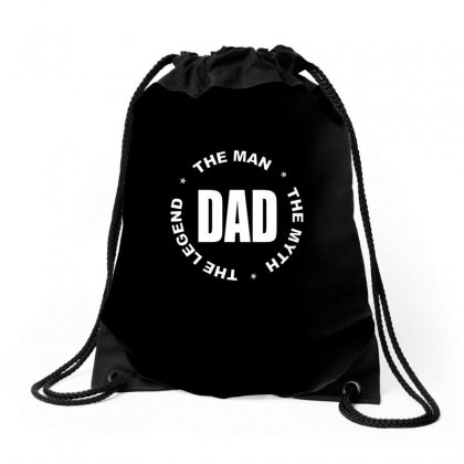 The Man The Myth The Legend2 Drawstring Bags Designed By Vanitty