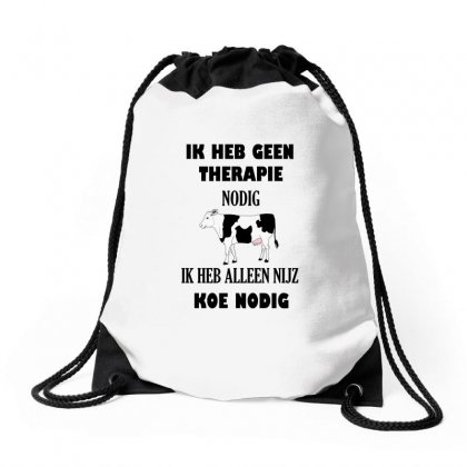 Addicted Drawstring Bags Designed By Hichamgreen