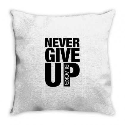 Never Give Up For Light Throw Pillow Designed By Nurbetulk
