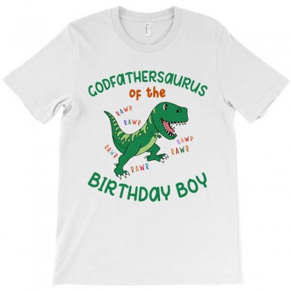 Godfathersaurus T-shirt Designed By Artees Artwork