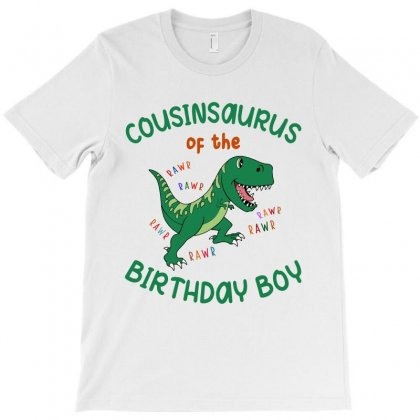Cousinsaurus T-shirt Designed By Artees Artwork