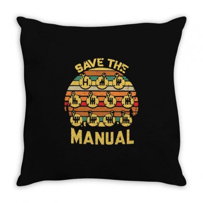 Vintage Ball Throw Pillow Designed By Blqs Apparel