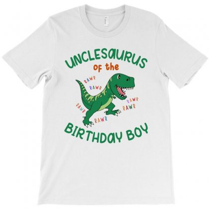 Unclesaurus T-shirt Designed By Artees Artwork