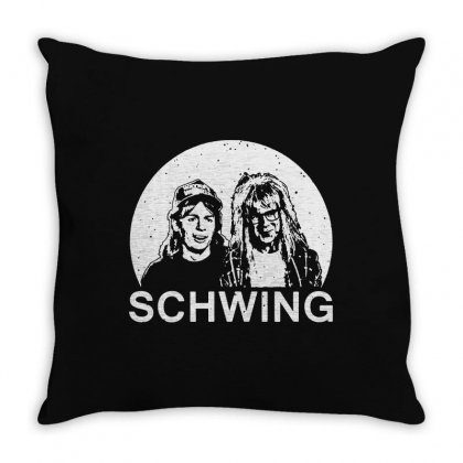 Friend Vintage Throw Pillow Designed By Blqs Apparel