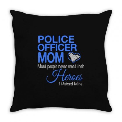 For My Mom Throw Pillow Designed By Blqs Apparel