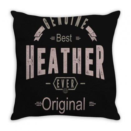 Is Your Name, Heater? This Shirt Is For You! Throw Pillow Designed By Chris Ceconello