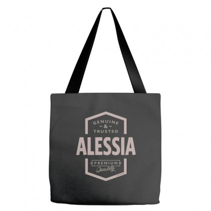 Is Your Name, Alessia? This Shirt Is For You! Tote Bags Designed By Chris Ceconello