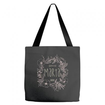 Is Your Name, Marta? This Shirt Is For You! Tote Bags Designed By Chris Ceconello