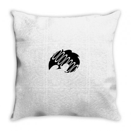 Boooo Throw Pillow Designed By