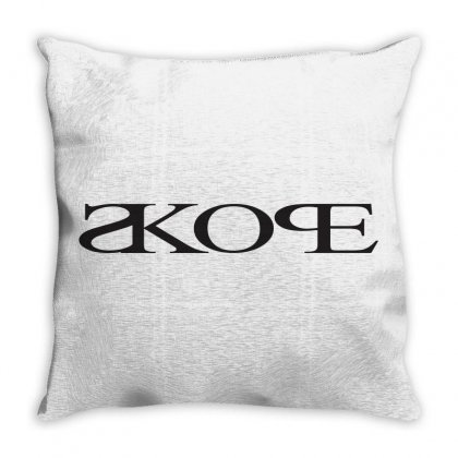 Skope Skinny Throw Pillow Designed By Skope Design