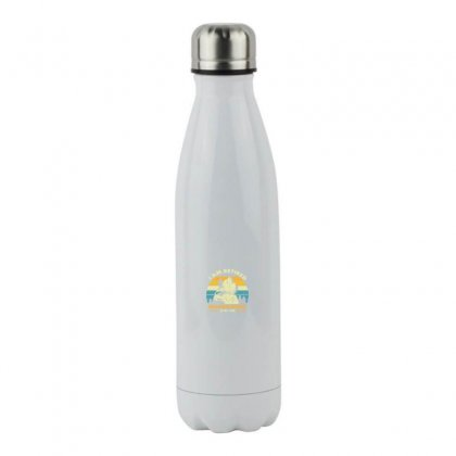 Vintage Job Stainless Steel Water Bottle Designed By