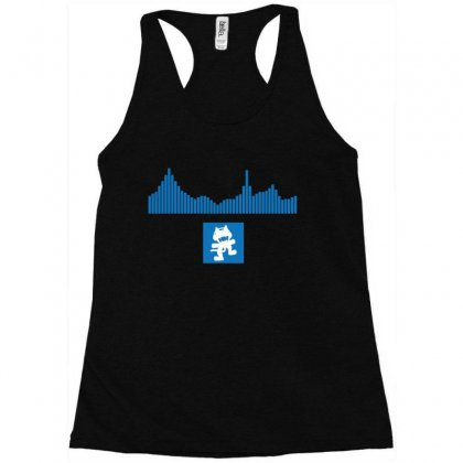 Equalizer   Monstercat T Shirts Racerback Tank Designed By Hung