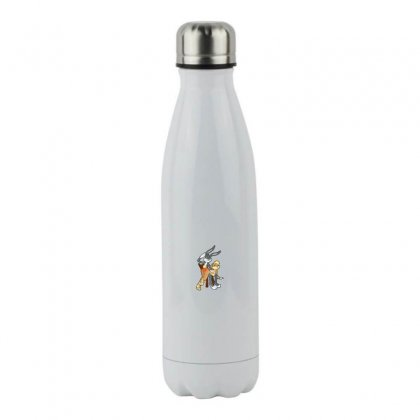 Sexy Rabbits Stainless Steel Water Bottle Designed By