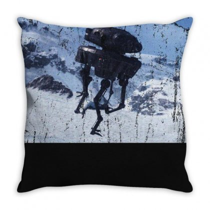 Probe Droid Star Wars Throw Pillow Designed By Sengul