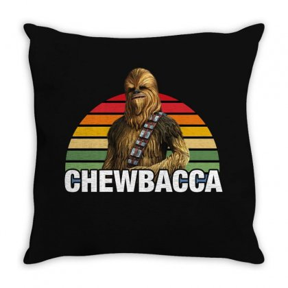 Chewbacca For Dark Throw Pillow Designed By Sengul