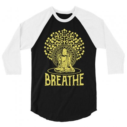 Pray With Us 3/4 Sleeve Shirt Designed By Blqs Apparel