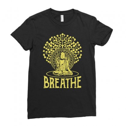 Pray With Us Ladies Fitted T-shirt Designed By Blqs Apparel