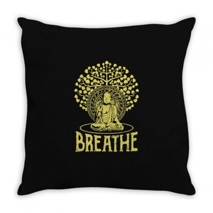 Pray With Us Throw Pillow Designed By