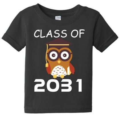 Class Of 2031 T Shirt Baby Tee Designed By Hung