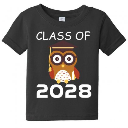 Class Of 2028 T Shirt Baby Tee Designed By Hung